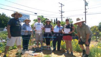 Los Angeles- Grow LA Victory Garden Initiative