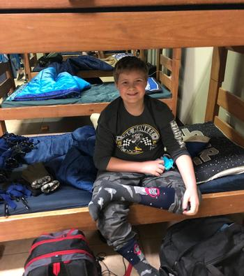 2019 Youth Summit-South bunks