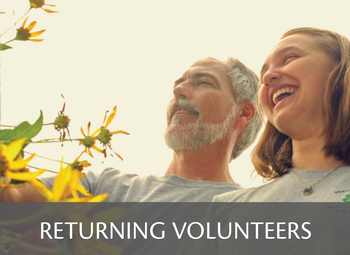 Returning Volunteers