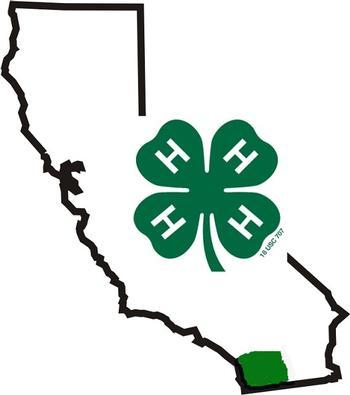 CA 4-H Logo - SD