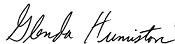Glenda Signature