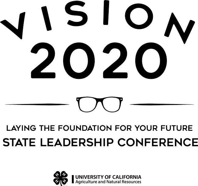 2020 4-H Virtual State Leadership Conference July 24-26, 2020