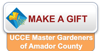 Make a donation to Master Gardeners of Amador County