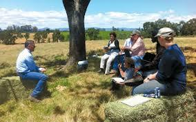 AGROpreneurship at Lindley ranch