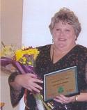 Lynn Schmitt-McQuitty - 2006 Distinguished Service Award