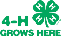 4-H_Grows_Here Logo-Color PNG