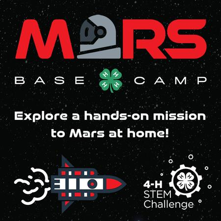 Mars Base Camp-Explore a hands-on mission to Mars at home!