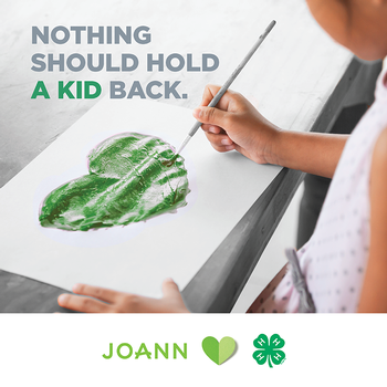 JOANN hearts 4-H no message