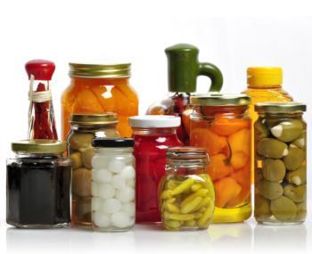 Preserved foods
