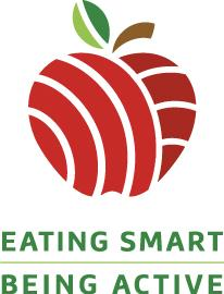 Eating Smart Being Active logo