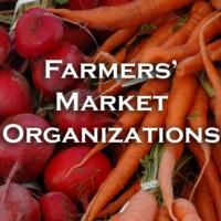 Farmers' Market Organizations Icon New