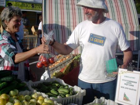 Ed Pearson at Market