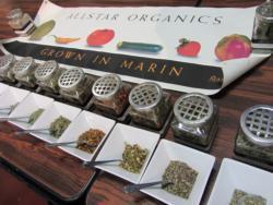 Allstar Organics herbs