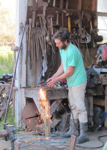 welding demo