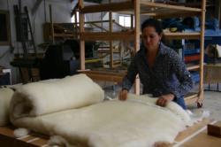 Wool_measuring