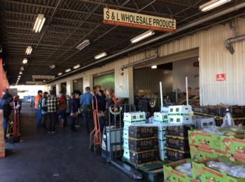 San Francisco Wholesale Produce Market