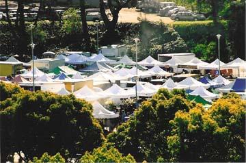 Sunday Marin Farmers' Market