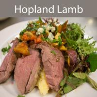 Hopland Lamb button