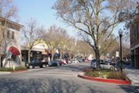 Downtown Davis