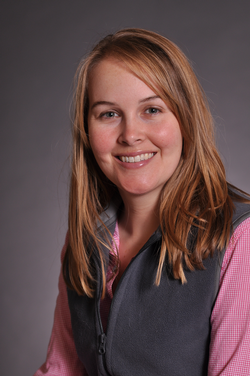 Julie Finzel - Range, Natural Resources & Livestock Advisor