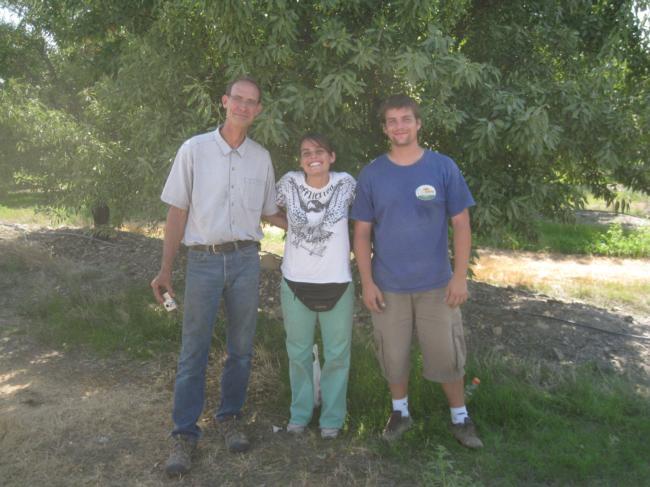 Sam Loreto and Yann Bordes Stanislaus Co 081209