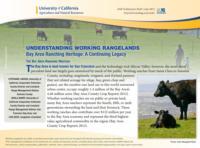 working rangelands