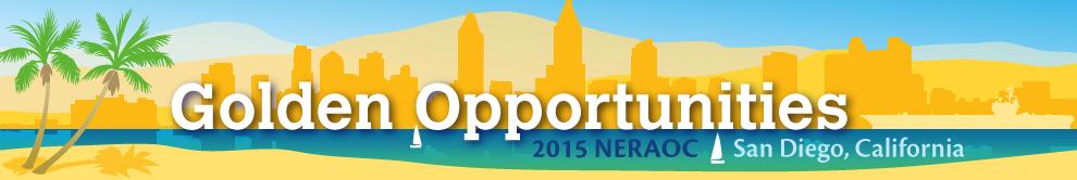 NERAOC, May 3-6, 2015