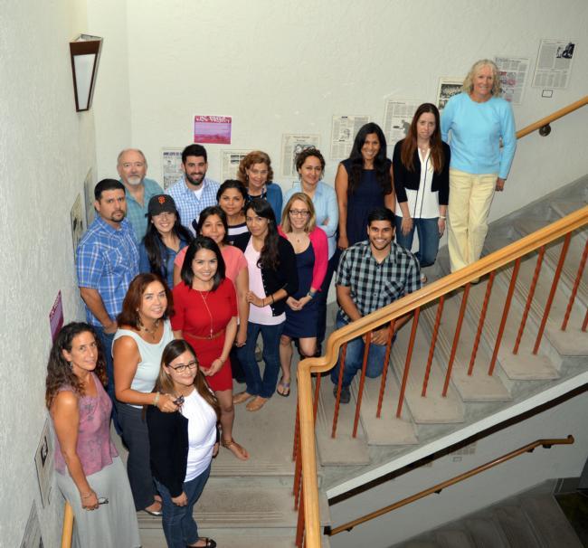 UC Davis researchers and community partners