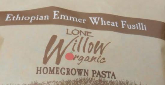Ethiopian Emmer Wheat Fusilli
