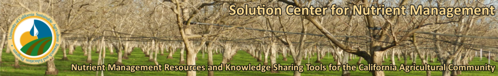 Solution Center for Nutrient Management