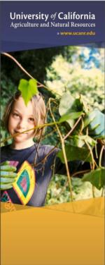 6. child with plants BSK-90 UCANR Banners