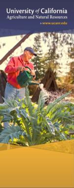 7. man watering plants BSK-90 UCANR Banners