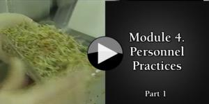 Module 4. Personnel Practices part1