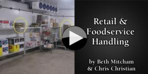 Retail & Foodservice Handling part2