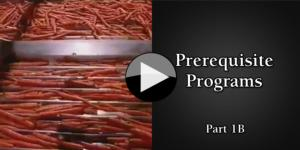 Part 1B Prerequisite Programs