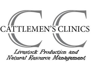 cattlemen's clinic logo