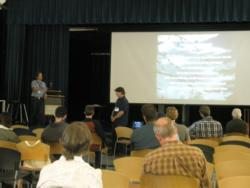 Keith Slauson and William Zielinski from the USDA Forest Service, Pacific Southwest Research Station, Redwood Sciences Laboratory.