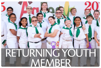 Link to Returning Youth Member enrollment information
