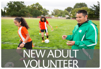 Link to New Adult Volunteer enrollment information