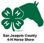 County 4-H Horse Show logo