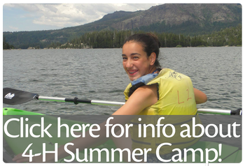 Click here for info about 4-H Summer Camp!