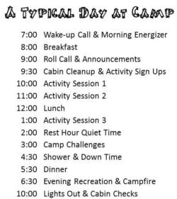 TypDayCamp