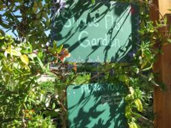 Shaw's Flat sign