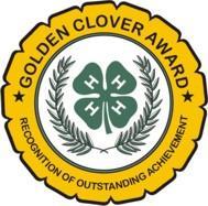 4-H Golden Clover Awards - California 4-H Youth Development