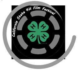 4-H Film Festival logo