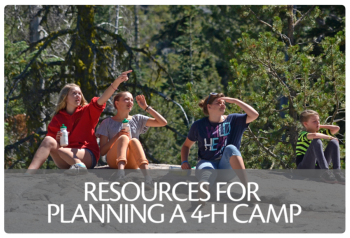 Camp Assessment Tool: Assess and plan for your camp's needs