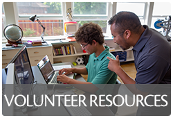 Link back to all volunteer Resources on State website.