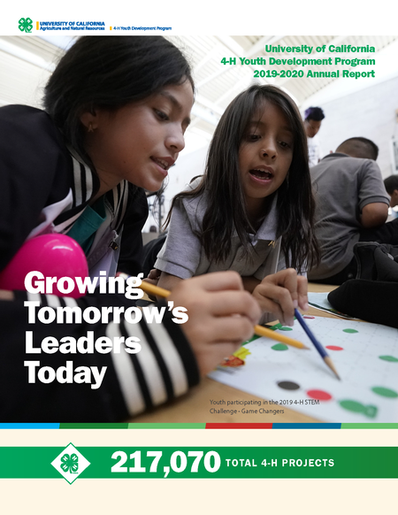 2019-2020 Annual Report cover image