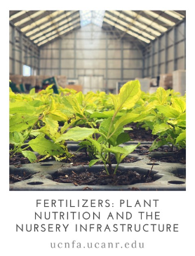 Fertilizers Workshop Announcement Photo