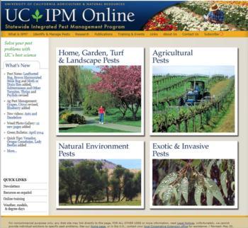 UC IPM Online